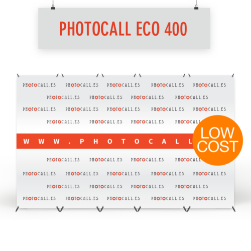 Photocall barato 400x180 cm